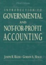 Introduction to Governmental and Not-for Profit Accounting. Used. Mint. 1995.