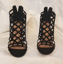 158cc9d1f50 Zip Block Heel Synthetic MaterialGirl Shoes for Women