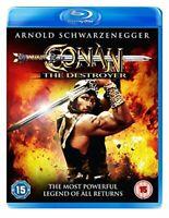 Conan the Destroyer (1984) [Blu-ray] [DVD][Region 2]