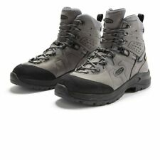 Keen Mens Karraig Mid Waterproof Walking Boots Grey Sports Outdoors Breathable