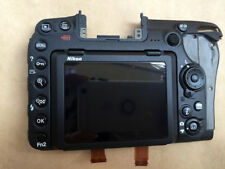 Original Back Cover Plate+ Lcd +Button Unit for Nikon D500 SRL Camera Assembly