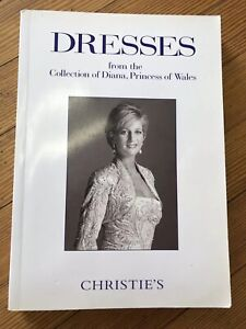 Dresses, from The Collection Of Diana, Princess Of Wales. Christie's 1997
