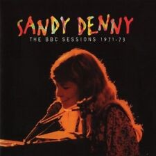 SANDY DENNY The BBC Sessions 1971-73 RARE OOP Fairport Convention