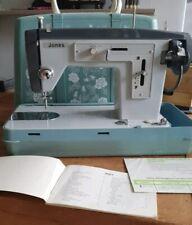 More details for jones vintage sewing machine no motor please read