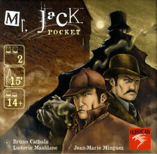 Mr. Jack Pocket Edition Card Game Easy Carry Board Game - 2 Players