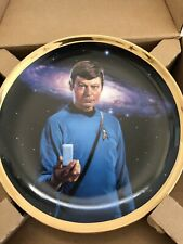 1991 Star Trek.McCoy. 25Th Anniversary Commemorative Collection Plate