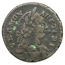 1787 RR-13 BRITTANIA Vermont Colonial Copper Coin
