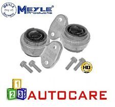 Meyle HD Front Wishbone Control Arm Rear Bushes Mounts Kit For BMW 3 series E46