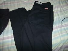 work pants Red Kap uniform pants blue cotton/ poly great condition men or women