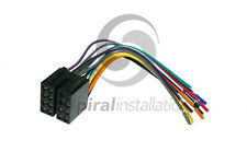 Reverse Radio Wiring Wire Harness OEM Factory Stereo Installation V24