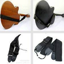 BlackFirm NylonNeck Strap for Acoustic Electric ClassicGuitar Bass AdjustableHGU