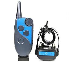 GROOVYPETS Waterproof Rechargeable 600M Remote Dog Training Shock Collar Trainer