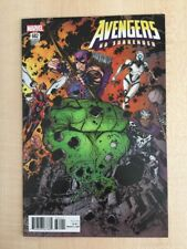 Avengers #682 - Nick Bradshaw variant cover - No Surrender - NM