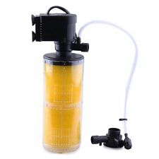 Boyu SP-1300â…¡400L/h 9W Aquarium Filter Internal Submersible Filter