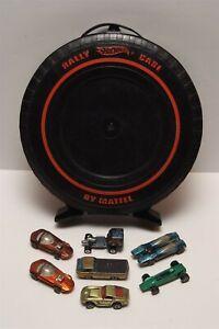 Vintage Original Mattel Hot Wheels Redline & Johnny Lightning lot of 7 Cars