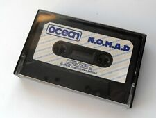 N.O.M.A.D (Nomad) - Commodore 64, C64, Cassette Only, Ocean