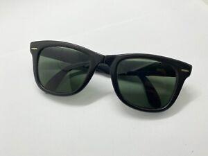 Rayban Wayfarer Vintage Folding Sunglasses