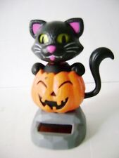 Solar-Powered-Dancing-Bobble-Head-Black-Cat-In-Pumpkin-with-Moving-Tail