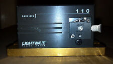 Lightwave Electronics  Series 110 Laser Head Part Number  211-20-03