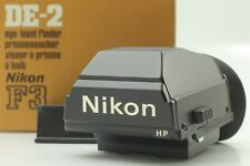 [Mint] Nikon DE-3 HP High Eye Point Prism View Finder for F3 from JAPAN
