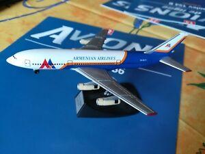 1/460 AVION ILLYOUCHINE IL-86 ARMENIAN RBA FABBRI AVIONS DE LIGNE AVEC FASCICULE