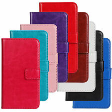 For Samsung Galaxy Ace 3 S7270 New Leather Wallet Case Superior Cover Protector