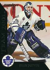 1993-94 Pinnacle TEAM 2001 #5 FELIX POTVIN - Toronto Maple Leafs