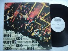 KISS - Unplugged - Rare & Ltd edition Zimbabwe only LP / As new !