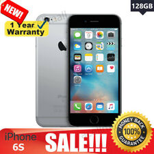 New listing New Apple iPhone 6S 128Gb Unlocked Space Gray Smartphone Gsm/Cdma