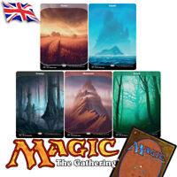 Magic the Gathering MTG Extended Full Art Basic Land Unstable NM/M Your Choice