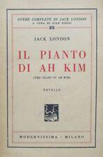 Il pianto di Ah Kim: novelle. Testi solo in italiano. Traduzione dall'inglese di