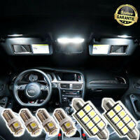LED SMD INNENRAUMBELEUCHTUNG AUDI S3 8L A3 8P 8PA A4 B6 B7 A6 A8 C6 4F C5 Q7 DE
