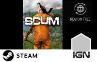Scum [PC] Steam Download Key - FAST DELIVERY
