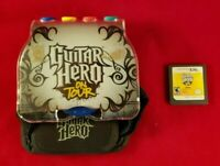 Guitar Hero On Tour Nintendo DS Game, Guitar Controller Grip, & Pick