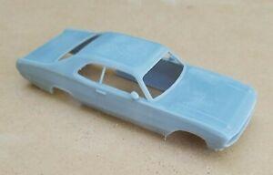 RESIN 3D PRINTED 1/32 1971 DODGE DEMON BODY. SLOT CAR BODY