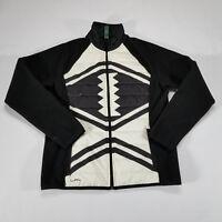 LRL Lauren Ralph Lauren Active Fleece Jacket Aztec Native Tribal MEDIUM Denali