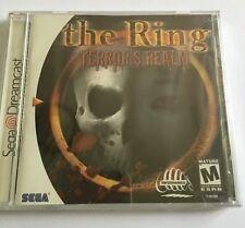 Ring: Terror's Realm (Sega Dreamcast, 2000) Brand New. Sealed.
