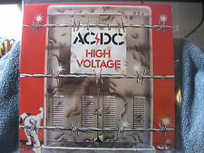 AC/DC - High Voltage (2010) reissue yellow vinyl NEW rare Australia only