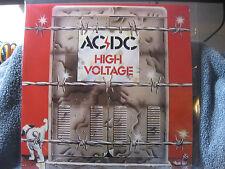 AC/DC - High Voltage (2010) reissue yellow vinyl NEW rare Australia only