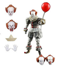 1:12 18cm NECA IT Ultimate Pennywise Clown Action Figure Movie Doll Seale in Box