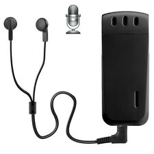 MINI DIGITAL 8GB DIKTIER AUFNAHME GERÄT MUSIK MP3-PLAYER SPY VOICE RECORDER A48