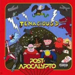 Tenacious D - Post-Apocalypto (2018)  CD  NEW/SEALED  SPEEDYPOST