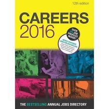Trotman Education, Careers 2016 (12th ed), Very Good Book