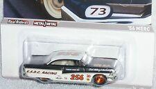 HOT WHEELS Racing '56 Merc Stockcar Real Riders 1956 Mercury