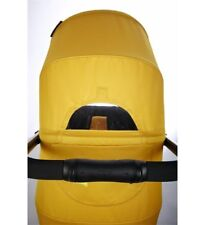 Mamas & Papas ARMADILLO CITY OCHRE YELLOW  PUSHCHAIR HOOD UPF 50+ £34 NEW