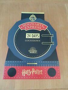 HARRY POTTER HOGWARTS EXPRESS 24 DAY BEAUTY & MAKEUP ADVENT CALENDAR