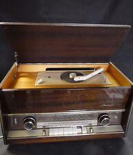 Grundig tubos radio, Type 3299 pH/estéreo, luz funciona