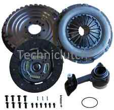 FORD MONDEO TDCI 5 SPEED SINGLE MASS FLYWHEEL CONVERSION CLUTCH KIT AND CSC