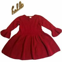 Gap Baby Girl Unicorn Ruffle Crewneck Sweatshirt Sweater 2T 3T 4T 5T NNN