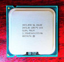 Intel Core 2 Duo E8600 CPU SLB9L 3.33GHz Dual Core LGA 775 - 2 Core - US Seller